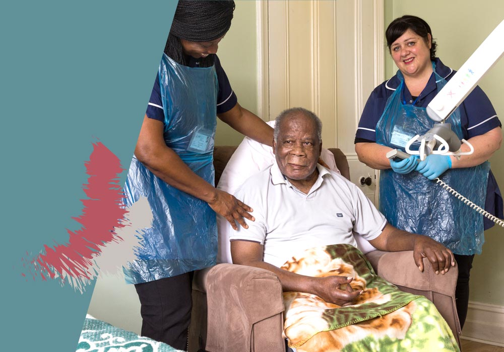 Physical Disabilities Home Care Ealing